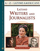 Latino Writers and Journalists cover image