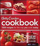 Betty Crocker cookbook : 1500 recipes for the way you cook today.