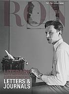 Literary correspondence : letters & journals.
