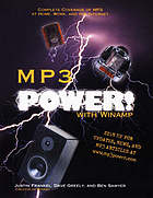 MP3 power! with Winamp