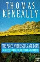 The place where souls are born : a journey into the American southwest