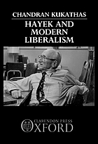 Hayek and modern liberalism