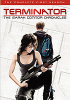 Terminator: the Sarah Connor chronicles. The complete first season, disc 1
