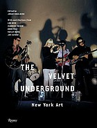 The Velvet Underground : New York art