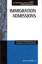 Immigration admissions : the search for workable policies in Germany and the United States