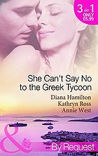 She can't say no to the Greek tycoon.