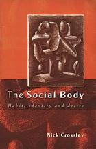 The social body : habit, identity and desire