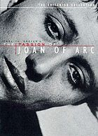 The passion of Joan of Arc by Carl Th. Dreyer = La passion de Jeanne D'Arc