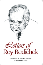 Letters of Roy Bedichek