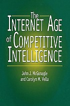 The Internet age of competitive intelligence