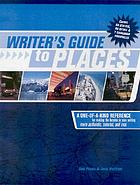 Writer's guide to places