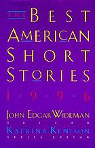 The best American short stories. 1996