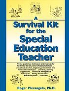 A survival kit for the special education teacher