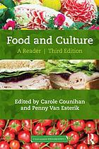 Food and culture : a reader