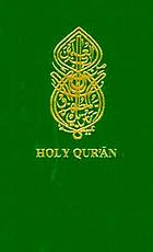 The holy Qur'ān : Arabic text, English translation and commentary