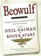 Beowulf : the script book