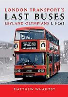London transport's last buses.