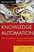 Knowledge automation : how to implement decision management in business processes