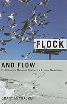 Flock and flow : predicting and managing change in a dynamic marketplace