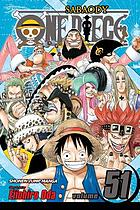 One piece. Volume 51, The eleven supernovas, [Sabaody, part 2]