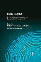 Inside and out : universities and education for sustainable development