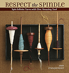 Respect the spindle : spin infinite yarns with one amazing tool