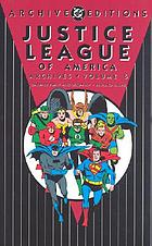 Justice League of America : archives volume 5