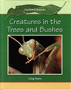 Garden creatures : creatures in the trees