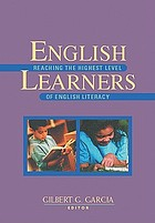 English learners : reaching the highest level of English literacy
