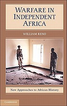 Warfare in independent Africa