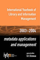 Metadata applications and management