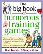 The bog book of humorous training games