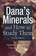 Dana's minerals and how to study them : (after Edward Salisbury Dana).
