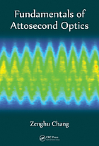 Fundamentals of attosecond optics