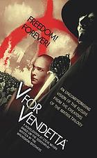 V for vendetta : a novelization