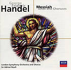 Messiah : arias and choruses