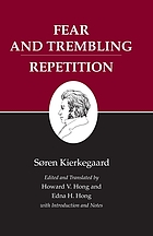 Fear and trembling ; Repetition
