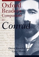 Oxford reader's companion to Conrad