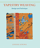 Tapestry weaving : design and technique