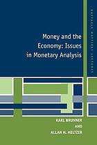 Money and the economy issues in monetary analysis