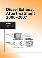 Diesel exhaust aftertreatment, 2000-2007