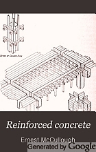 Reinforced concrete; a manual of practice.