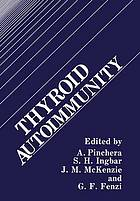 Thyroid autoimmunity