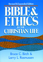 Bible & ethics in the Christian life