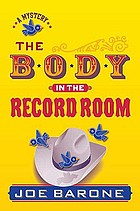 The body in the record room : a mystery