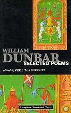 William Dunbar : selected poems