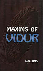 Maxims of Vidur