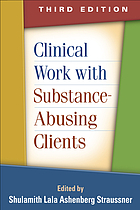Clinical Work with Substance-Abusing Clients cover image