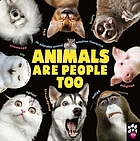 Animals are people too : an adorable animal emotion thesaurus.