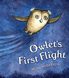 Owlet's first flight
